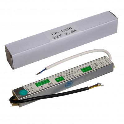 Блок Светодиодный  LP1230    12V 2,5A  30W