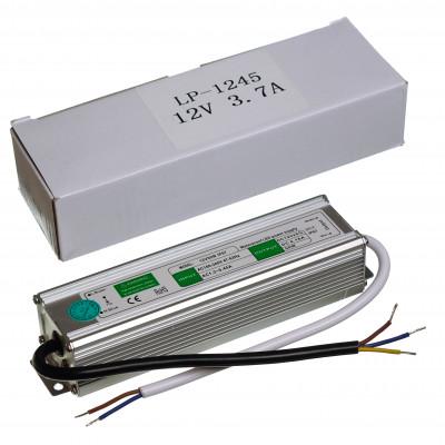 Б/п для светодиодной ленты  LP1245  12V 3,75A  45W