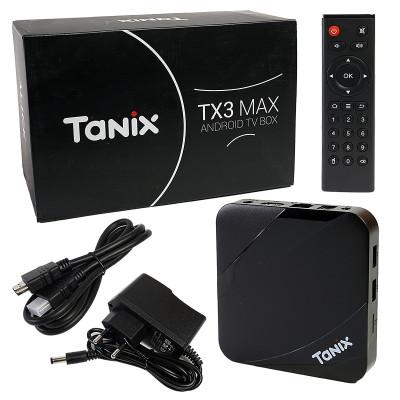 Андройд Приставка для ТВ Tanix TX3 MAX 2/16gb