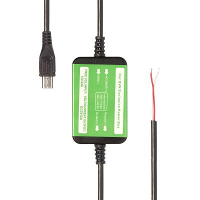 Автомобильное З/У  LP3  V8 Micro  5V/2A=1A 3500mm (прямой-штекер)