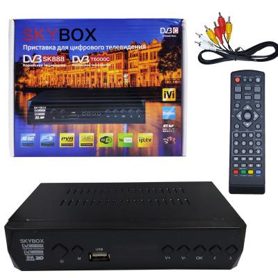 Цифровая приставка SKY BOX SK-888 2USB