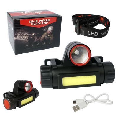 Налобный Светодиодный фонарь FL-136 (KX-1807)