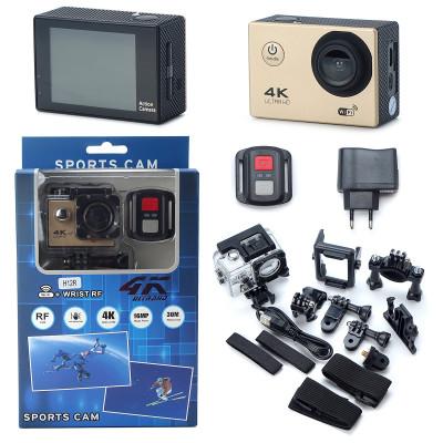 Экшн Камера  H12R  WiFi 4K