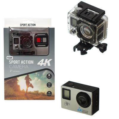 Экшн Камера  H22R  WiFi 4K