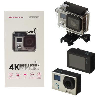 Экшн Камера  H19  WiFi 4K